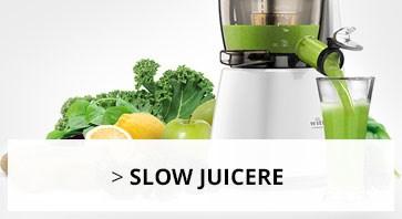 Wilfa Slow Juicer Kop Og Kande : KitchenOne - Din ekspert i kokkenudstyr